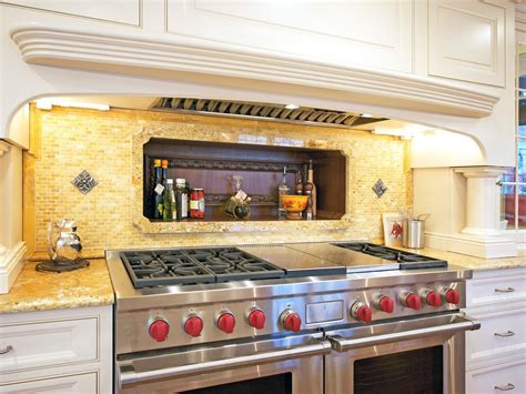 Backsplash : Kitchen Tile Backsplash Ideas