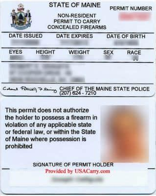 colorado dmv non resident form concealed carry weapon permit exles