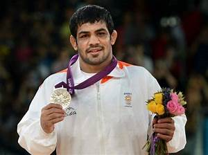 Sushil Kumar on his interaction with Kurt Angle, trying ...