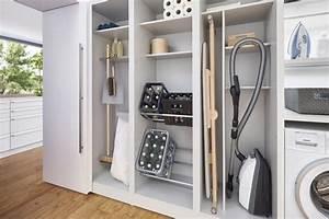 Ikea Möbel Für Hauswirtschaftsraum : m bel im hauswirtschaftsraum ordnungssystem im schrank bild 5 sch ner wohnen ~ Markanthonyermac.com Haus und Dekorationen