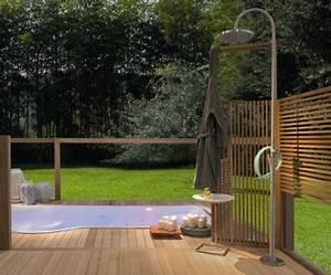 Dusche Für Garten : sichtschutz dusche garten ~ Markanthonyermac.com Haus und Dekorationen