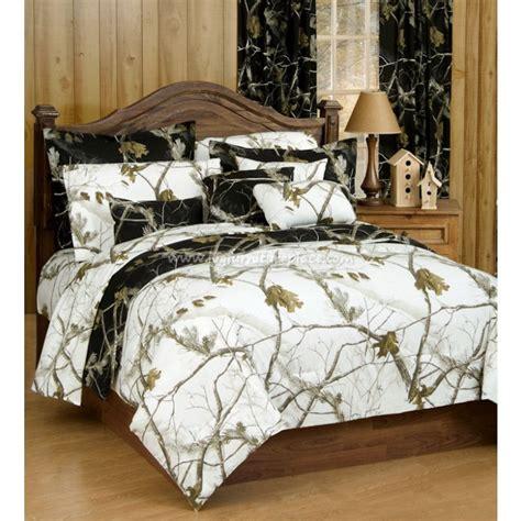 ap black snow bedding decor by realtree rustic bedding decor