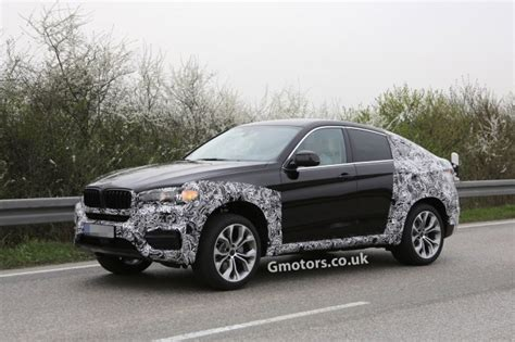 2015 Bmw X6 Spied Less Disguised In Southern Germany