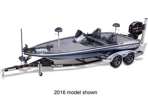 Used Bass Boats Charlotte Nc by Nitro Z20 Bass Boats New In Concord Nc Us Boattest