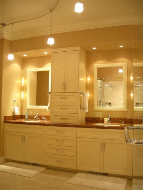 24 Brilliant Bathroom Ceiling Lighting Ideas  Eyagcicom