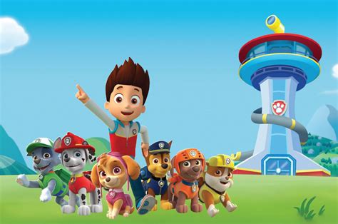 Paw Patrol Background Girl Pictures To Pin On Pinterest