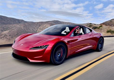 New Tesla Roadster The Car Lowdown  Car Magazine