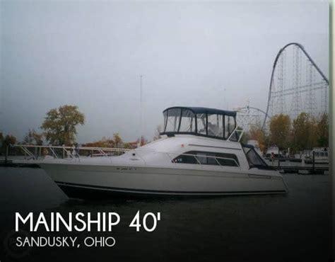 Mainship Boats For Sale Ohio by For Sale Used 1998 Mainship 40 Sedan Bridge In Sandusky