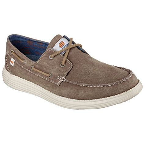 Skechers Usa Men S Status Melec Boat Shoe by 1000 Images About Shoes On Pinterest