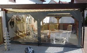 Carport Mit Plane : pvc vorhang terrasse gelakt hout verven zonder schuren ~ Markanthonyermac.com Haus und Dekorationen
