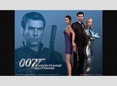 James Bond 007 Everything Or Nothing OST James Bond