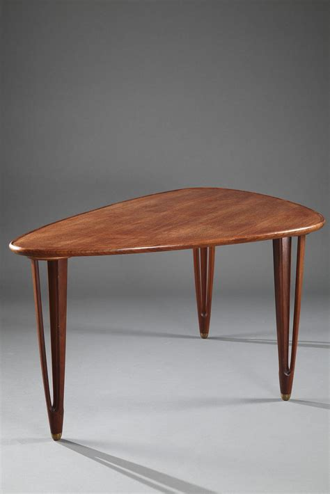 Teak Coffee Table Danish  Coffee Table Design Ideas