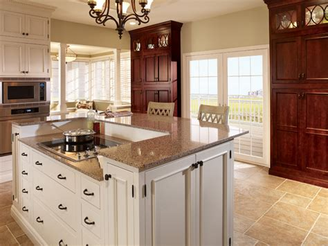 Starmark Cabinetry Kitchen In Alexandria Inset Door Style