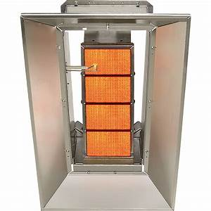 SunStar Heating Products Infrared Ceramic Heater — NG ...