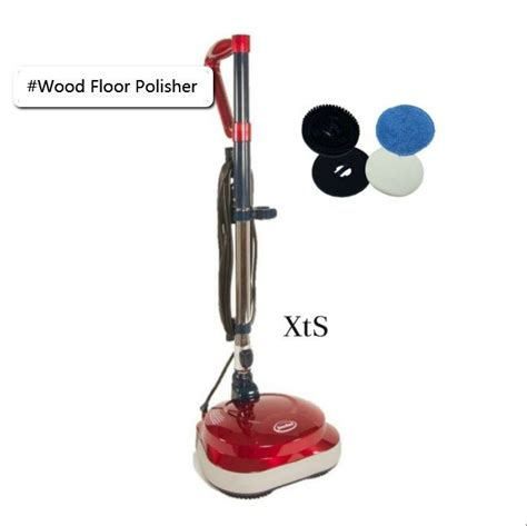 Hardwood Floor Polisher Buffer by Wood Floor Polisher Tile Marble Scrubber Pro Buffer