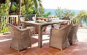 Outdoor Möbel Rattan : gartenm bel aus outdoor rattan polyrattan ~ Markanthonyermac.com Haus und Dekorationen