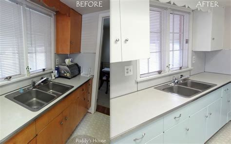 Kitchen Makeover Before & After Flooring For Living Room Options Contemporary Set Safari Themed Decor Floating Wall Units Sophisticated Rooms To Go Chairs Ottoman Ideas Sofa Tables