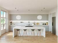 pictures of white kitchens 30 Gorgeous Grey and White Kitchens that Get Their Mix Right