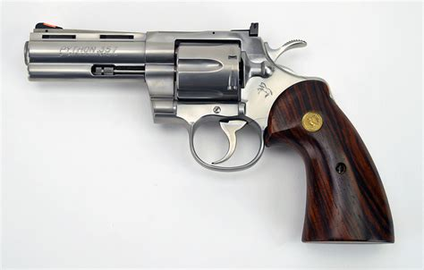 Colt Python 357 Magnum Caliber Revolver For Sale