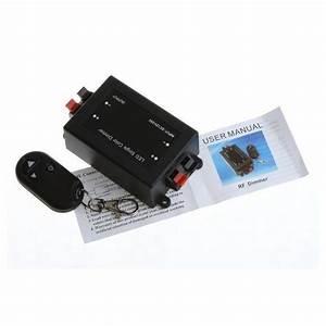 Led Dimmer Anschließen : 12v led dimmer switch with remote control ~ Markanthonyermac.com Haus und Dekorationen