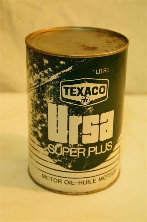 huile texaco a 1491 le g 233 ant antique