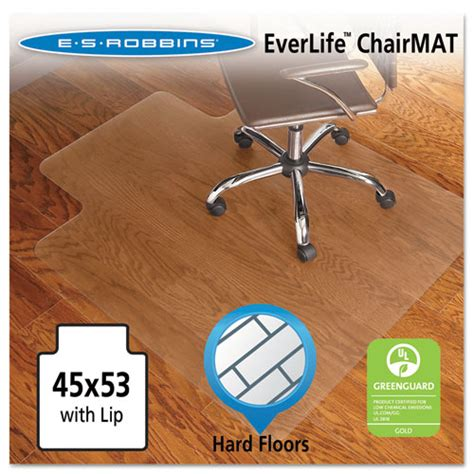 es robbins 131823 everlife chair mat for floors