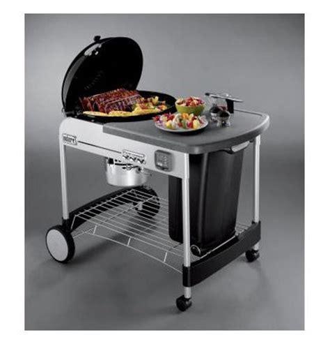 barbecue charbon weber performer premium barbecue webdistrib ventes pas cher