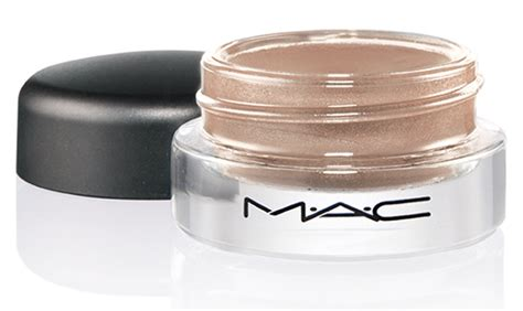 mac india cosmetics pro longwear paint pot camel coat mantra