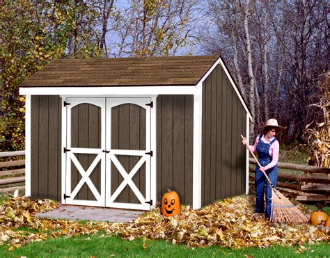 aspen shed kit diy shed kit by best barns