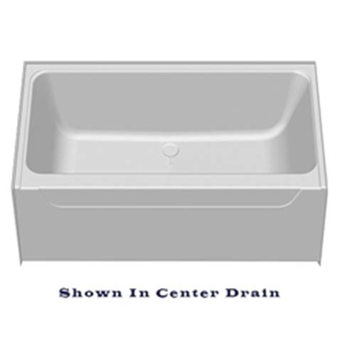 54 x 27 bathtub with surround 54 quot x 27 quot fiberglass bathtub for manufactured mobile homes