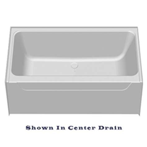 54 quot x 27 quot fiberglass bathtub for manufactured mobile homes