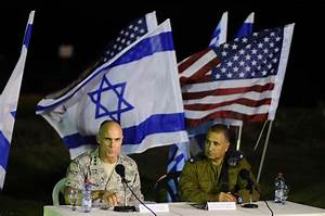 Top Israel, US military brass to meet in Washington on ...