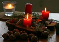 decorating with candles The Word Den: December 2013