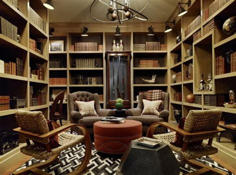 Home Library : Cool Home Library Ideas