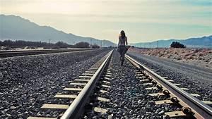 HD Train Tracks Wallpaper (57+ images)