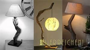 Nachttischlampe Selber Bauen : lampen selber bauen youtube ~ Markanthonyermac.com Haus und Dekorationen