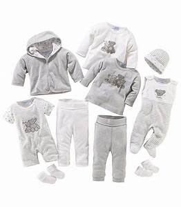 Baby Erstausstattung Set : klitzeklein starterpaket set 10 tlg kaufen otto ~ Markanthonyermac.com Haus und Dekorationen
