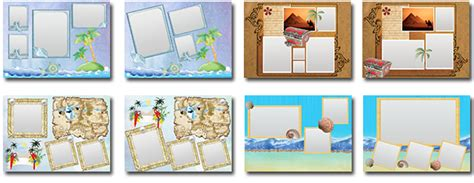 Travel Collage Templates photo collage maker extra templates for pro version