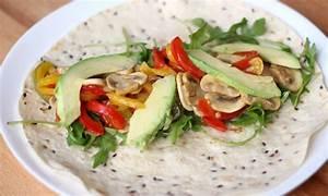 Wraps Füllung Vegetarisch : rezept vegetarische wraps mit avocado lavie deboite ~ Markanthonyermac.com Haus und Dekorationen