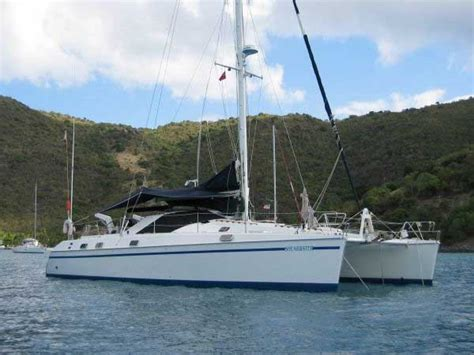 Catamaran To Bahamas From Miami by 48ft Privilege Cruising Sailing Catamaran Yacht For