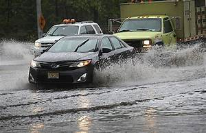 Severe Storms Causes Flash Flooding in Quincy