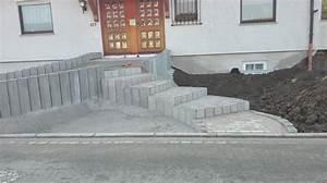 Treppe Hauseingang Bilder : bild 9 die treppe ist fertig gepflastert barrierefreier hauseingang vorgarten pinterest ~ Markanthonyermac.com Haus und Dekorationen
