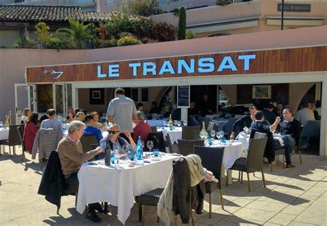 le transat restaurant antibes la nouvelle alchimie de vincent halby restaurants