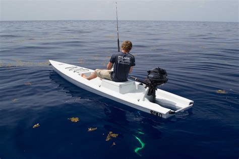 1 Man Fishing Boat by Solo Skiff Is The Beginning Of Your One Man Fishing