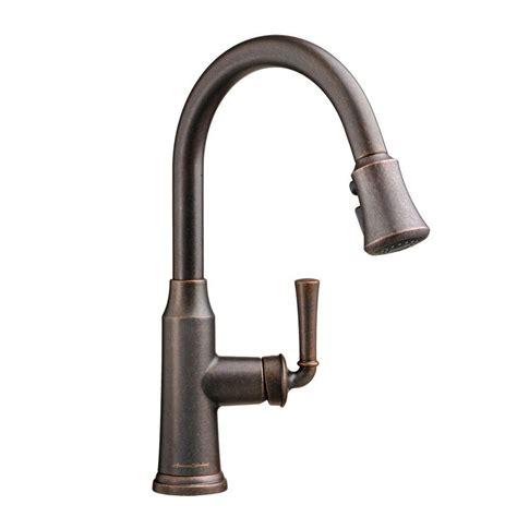 kingston brass classic single handle pull sprayer