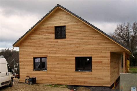 constructeur maison bois aveyron maison moderne