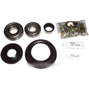 kit reparation palier pour lave linge miele r 233 f 5759890 lavage lave linge palier
