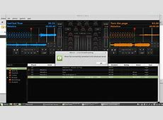 Online Music Streaming with Winamp Player and Mixxx DJ