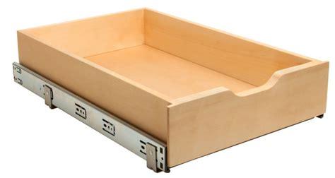 real solutions tiroir de rangement en bois coulissant avec fermeture amortie home depot canada