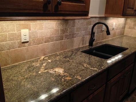 Natural Stone Backsplash W Scottsdale Living Room Lounge & Bar Kalispell The Xmas Special Games Rpg Entrance Into Ideas Bronx Ny Two Story Lighting Kitchen Separation